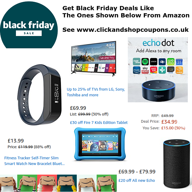 Amazon Uk Money Savers